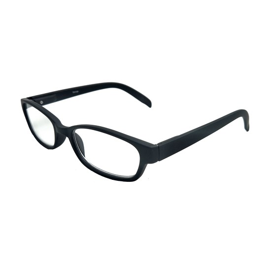 Reading Glasses George Black Single Vision