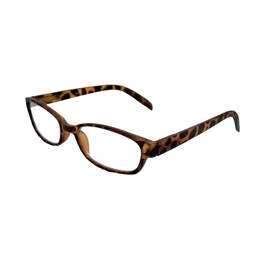 Reading Glasses George Tortoise Single Vision