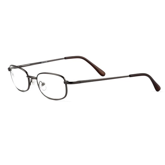 Reading Glasses Kranthi Silver Bifocal