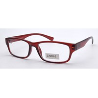 Reading Glasses Manketti Red Single Vision
