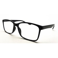 Reading Glasses Pappea Black Single Vision