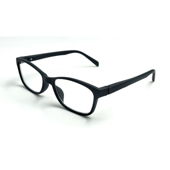 Optical Frame - Adult Ringo Black