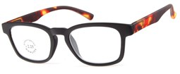 Reading Glasses Sorrel Tortoise Single Vision