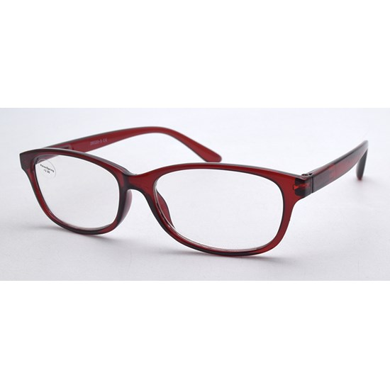 Reading Glasses Tenere Red Single Vision